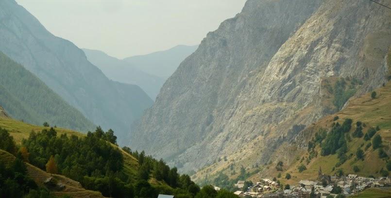Wycieczka w Alpy / Une excursion dans les Alpes