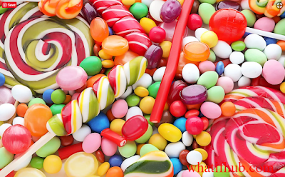 What If You Only Ate Candy
