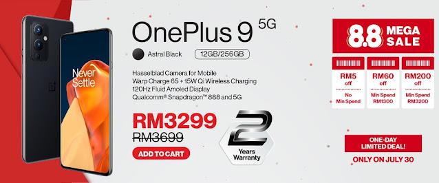 OnePlus 9 (5G)
