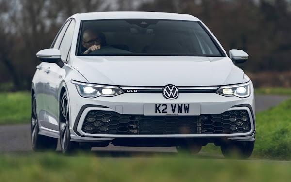 Volkswagen Golf - carro mais vendido do Reino Unido em maio de 2021