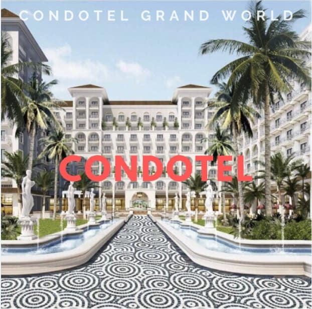 condotel 4 sao grand world