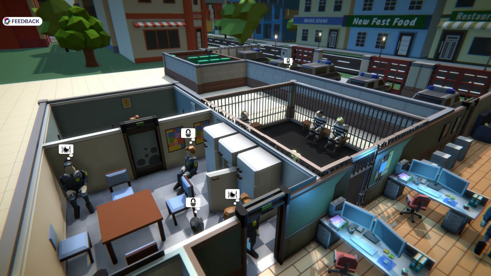 Rescue HQ The Tycoon PC Full Español