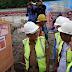 Bupati Pesibar Lakukan Peletakkan Batu Pertama Pembangunan RUSUN ASN