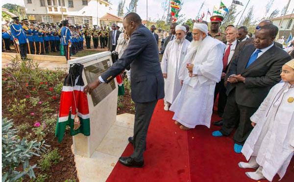 Inauguration-of-Kenya-Al-Jamea-Saifia-Academy-more-than-10,000-people-participated-केन्या अल जमेया सैफिया अकादेमी का हुआ उद्घाटन, 10 हजार से अधिक लोगों ने की सहभागिता