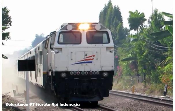 Lowongan Kerja Kereta Api Indonesia (Persero) Tingkat SMA Sederajat