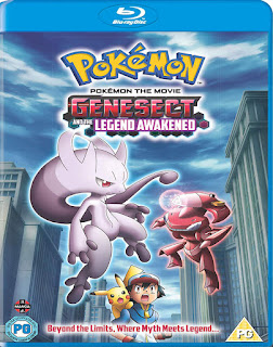 Pokémon – La Película 16: Genesect y el Despertar de una Leyenda [BD25] *Con Audio Latino