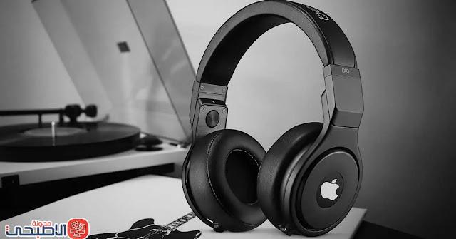 سماعة الرأس AirPods Studio