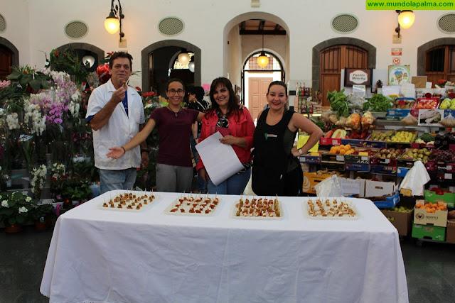 El Mercado Municipal La Recova promociona el consumo de ñame durante toda la semana