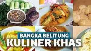 Rekomendasi 5 Kuliner Khas Bangka Belitung Tidak Rugi untuk Dicicipi