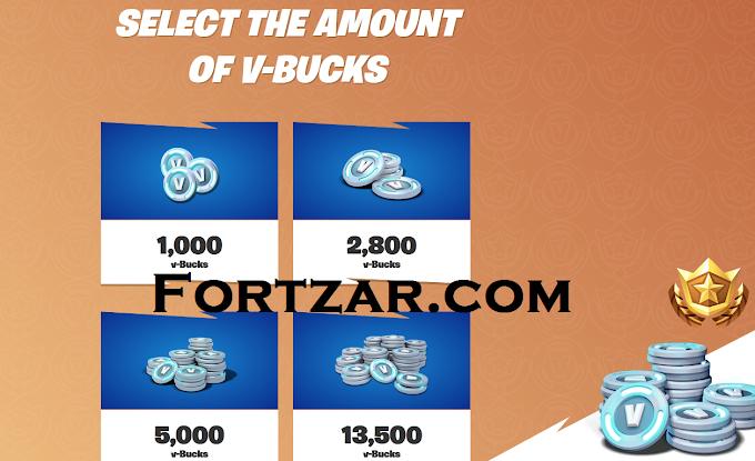 Fortzar.com Free vbucks fortnite unlimited from fortzar com