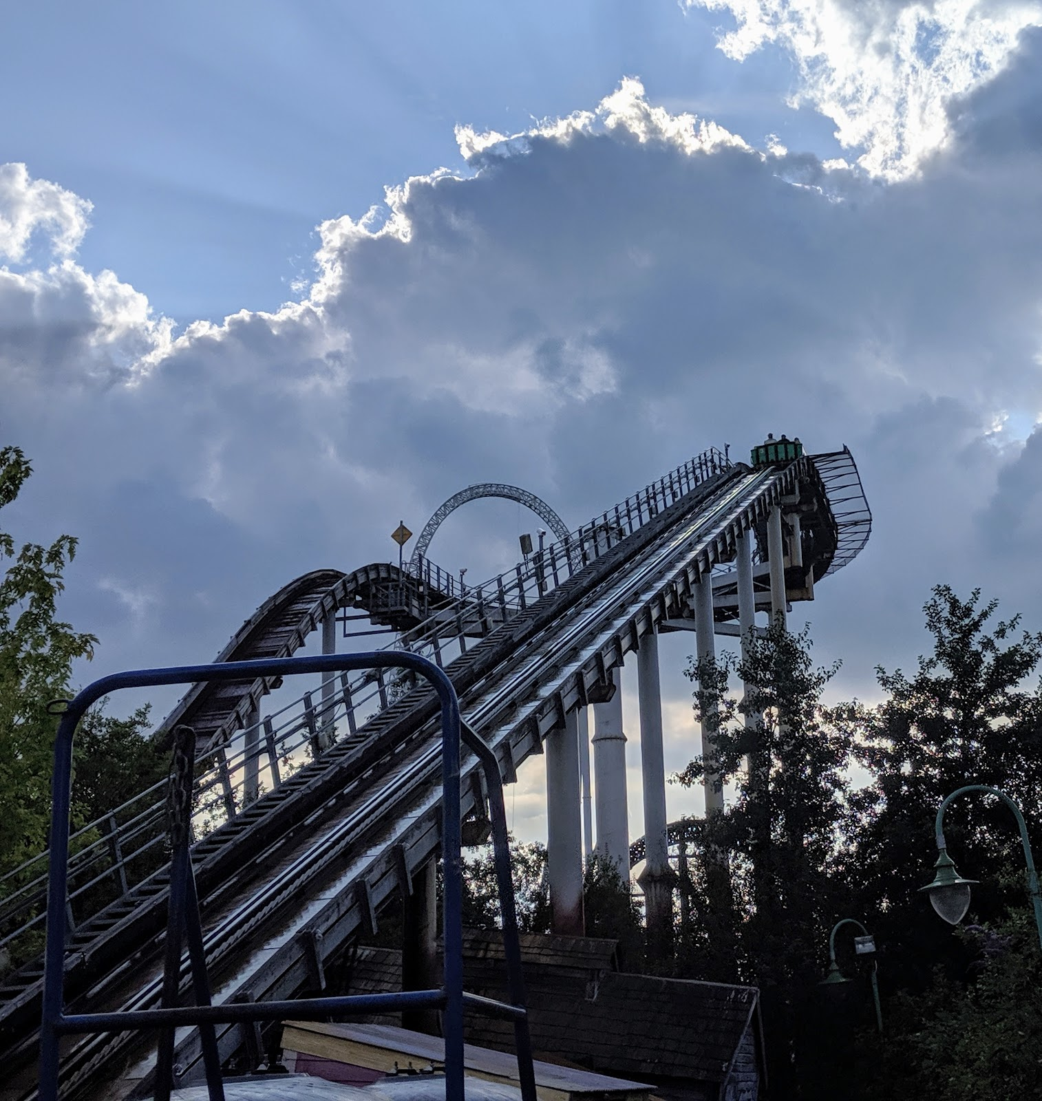 Exploring the Southern Merlin Theme Parks with Tweens  - Tidal Wave at Thorpe Park