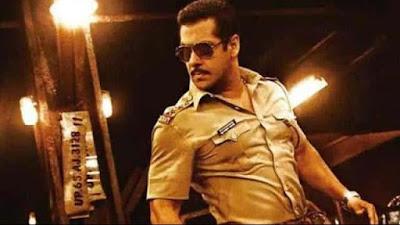 Salman Khan Dabangg 3 Trailer