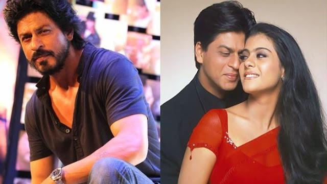 Emosi Shah Rukh Khan Saat Dituding Punya Hubungan Spesial dengan Kajol