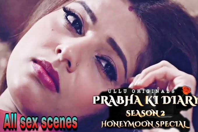 Pamela Mondal sexy scene - Prabha ki Diary s02p03 (2021) HD 720p