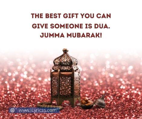 81 Beautiful Quotes on Jummah Mubarak in English