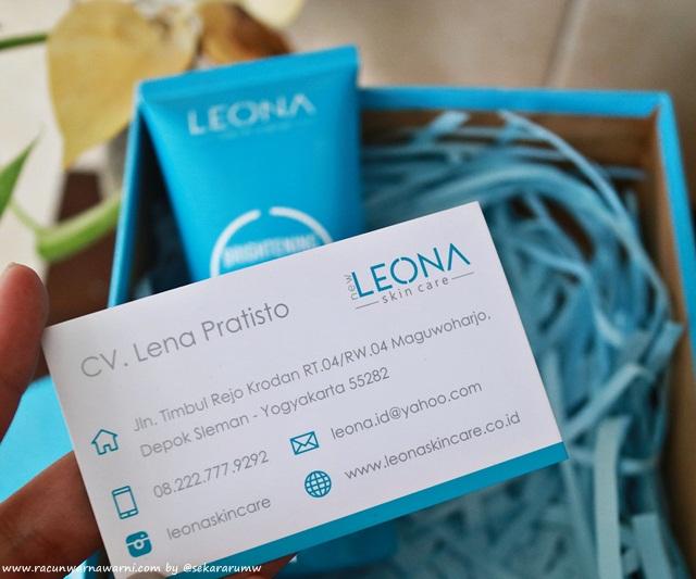 Lokasi Leona Skincare