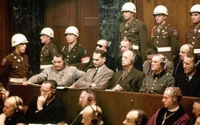Αποτέλεσμα εικόνας για Η δίκη της Νυρεμβέργης