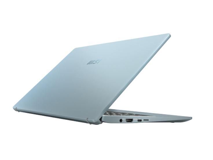 Harga dan Spesifikasi MSI Modern 14 B11MO 072ID Bertenaga Intel Core i5-1135G7