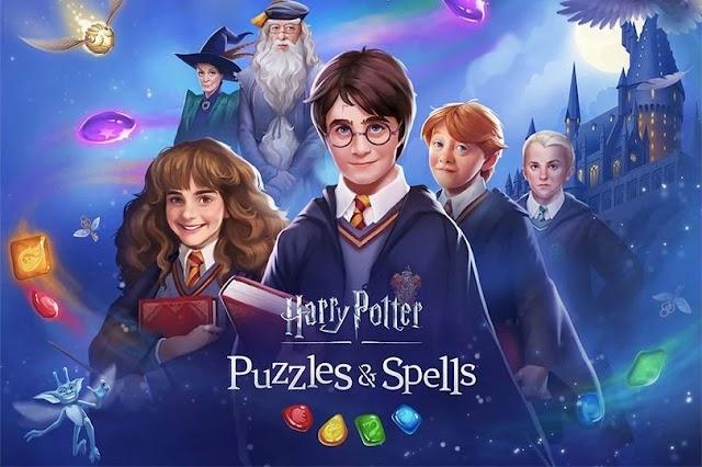 Developer Zygna Kembangkan Game Baru Harry Potter