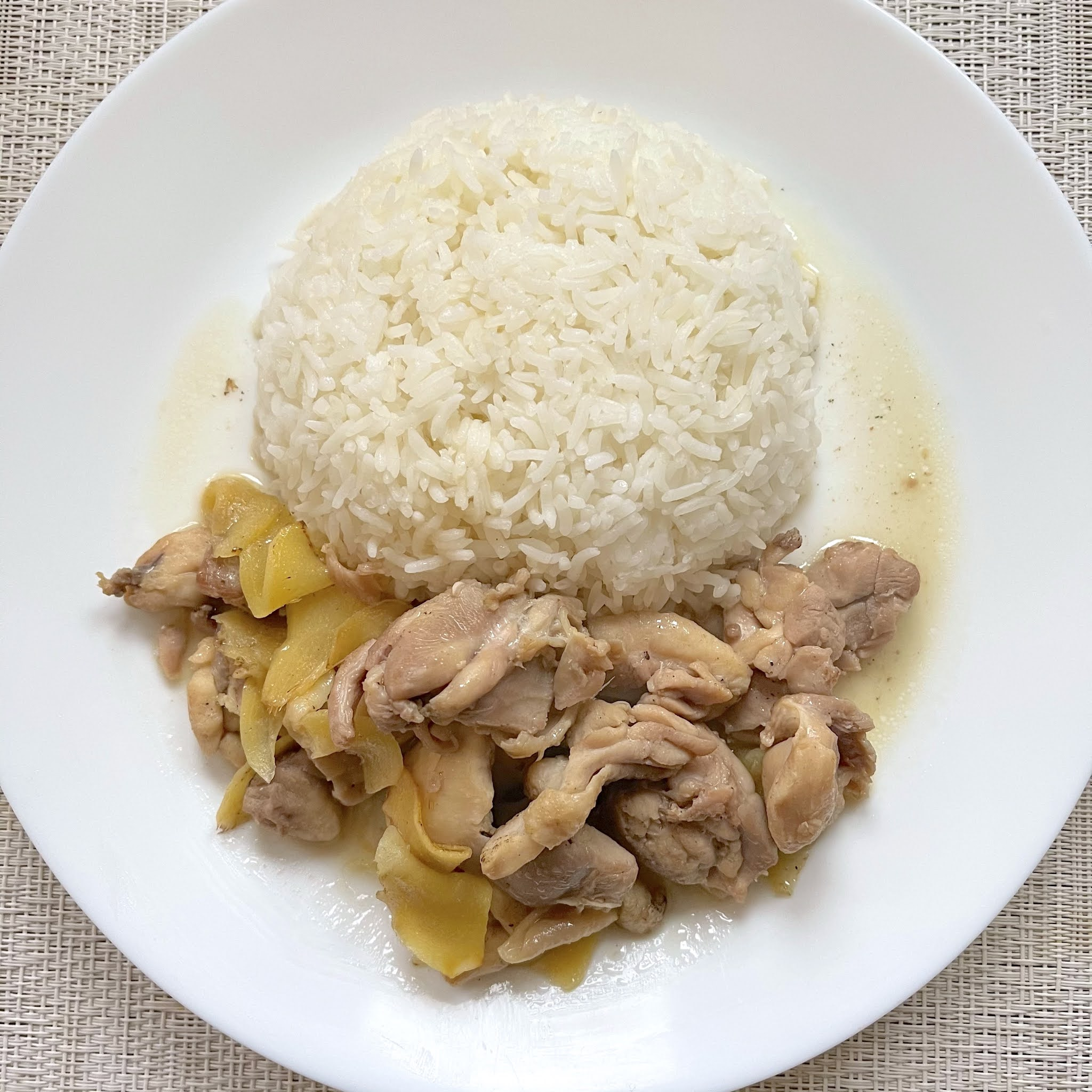 Chinese-Confinement-Recipes-Ginger-Wine-Chicken