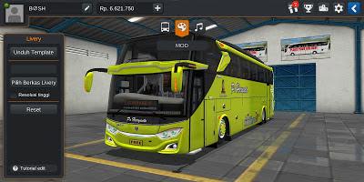 Pengertian dan Cara Pasang Livery Bus Simulator Indonesia