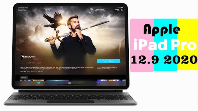 iPad Pro 12.9 2020 | سعر ومواصفات آيباد برو 12.9 2020