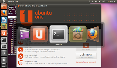Ubuntu 11.10 Oneiric Ocelot Alpha 3 review