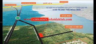 Bán đất xã Hòa Đông Huyện Krông Păk 710 triệu
