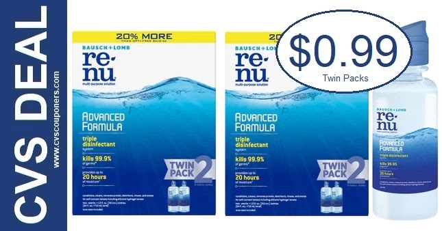 Cheap Renu Solution at CVS 9-26-10-2