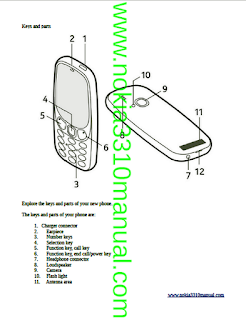 Nokia 3310 New 2017 User Manual PDF