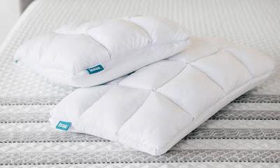 produk berkualitas Leesa Hybrid Pillow