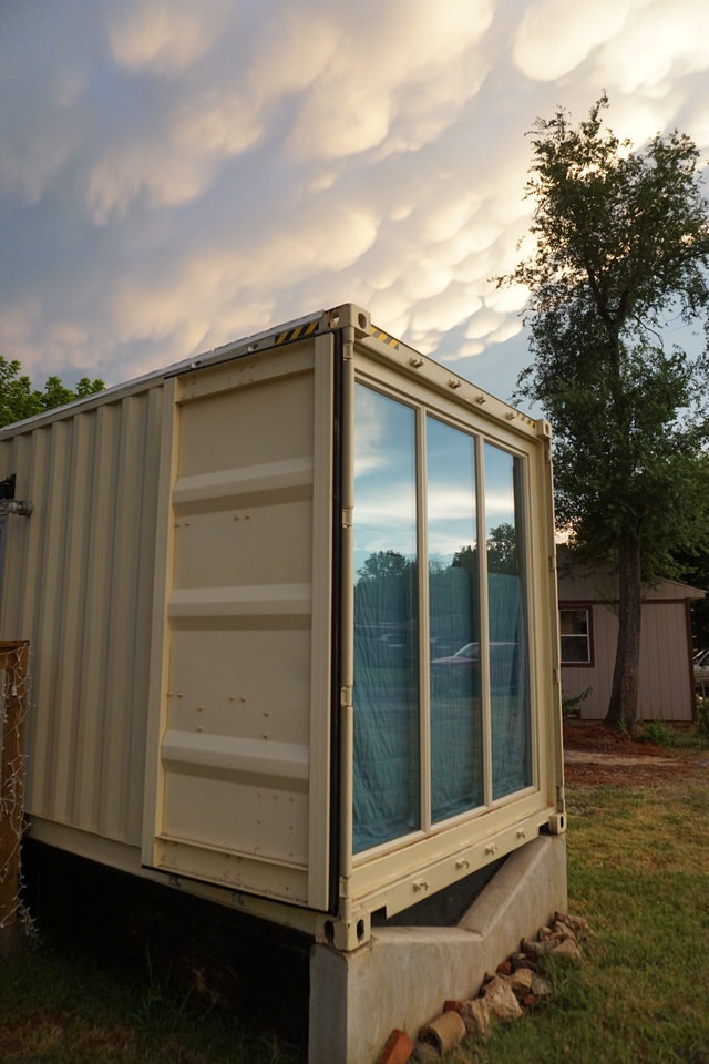 $60,000 40 ft Shipping Container Home, Oklahoma 15