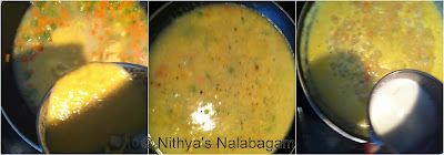 Sweet corn Vegetable soup Indian Style 3