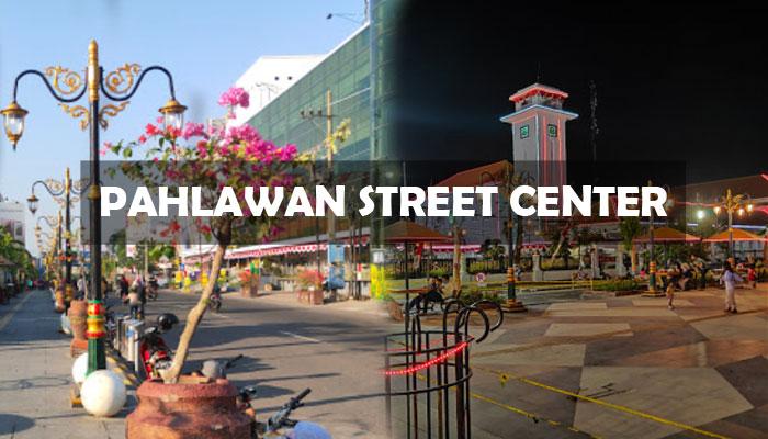 Tempat Wisata Pahlawan Street Center Madiun