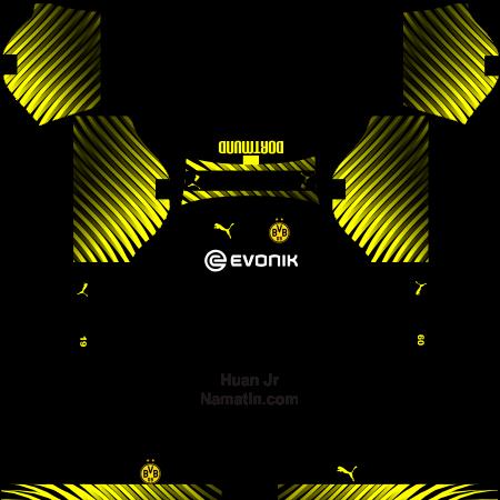 Logo & Kit Dream League Soccer Borrusia Dortmund 2019-2020 ...