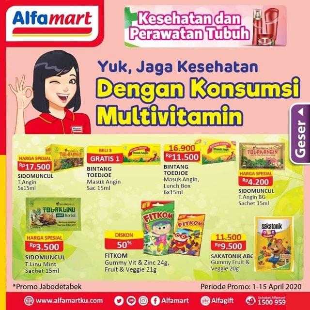Katalog Alfamart dan Indomaret April 2020-IGalfamart