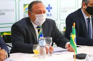 Lewandowski autoriza inquérito contra Eduardo Pazuello por crise no Amazonas