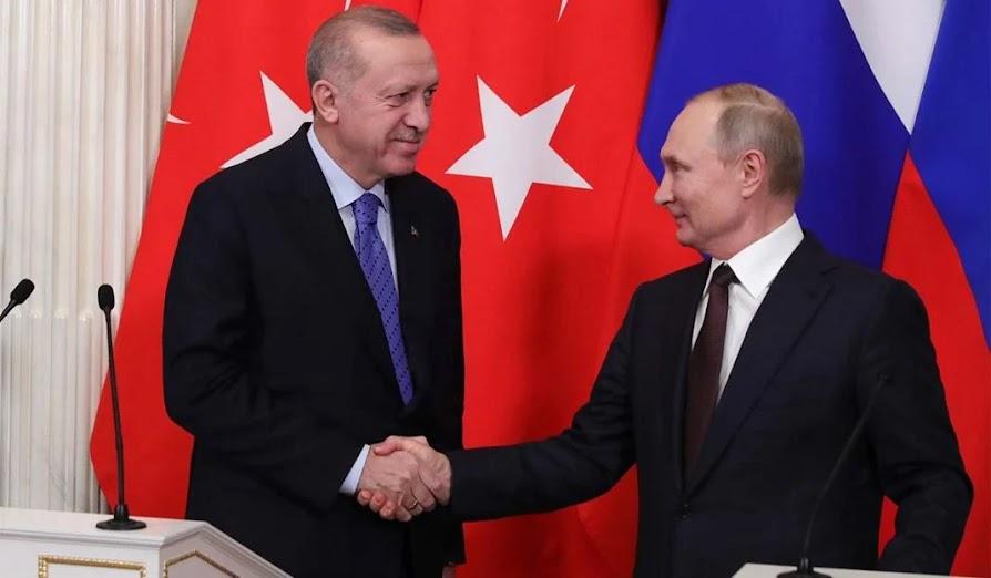 Η νέα ευρωασιατική πολιτική του Ερντογάν