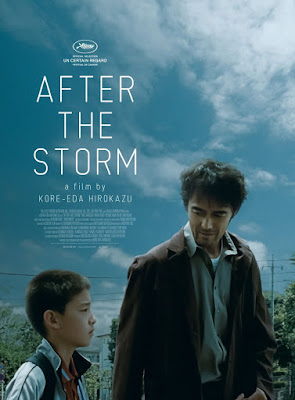 After The Storm 2016 DVD R2 PAL Spanish
