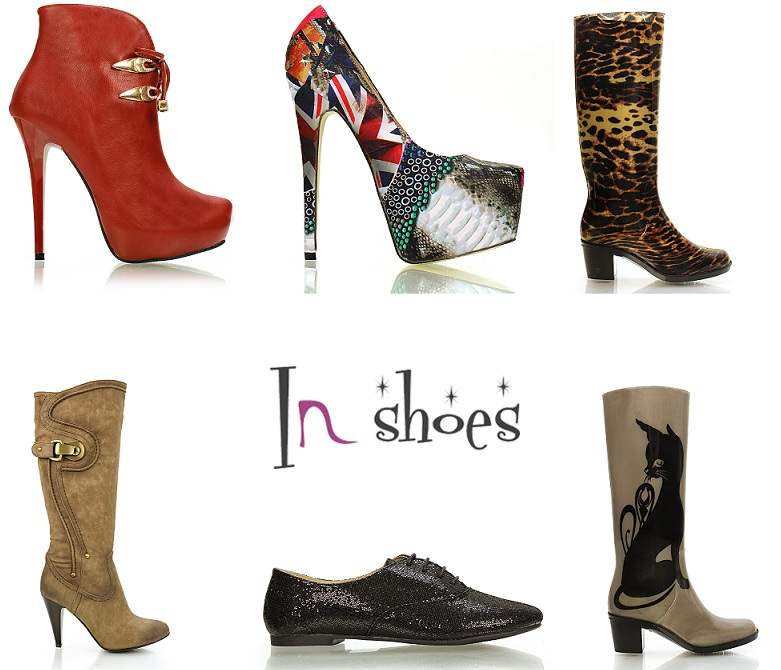 To InShoes.gr λειτουργεί από τον Μάρτιο του 2011 με συνεχώς ανοδική πορεία  και πλέον αποτελεί την εναλλακτική και αξιόπιστη λύση στο online shopping. a16cde244bd