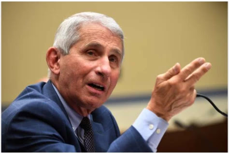 Covid 19: Fauci says American life will not return to normal until 2021