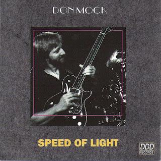 Don Mock Speed Of Light
