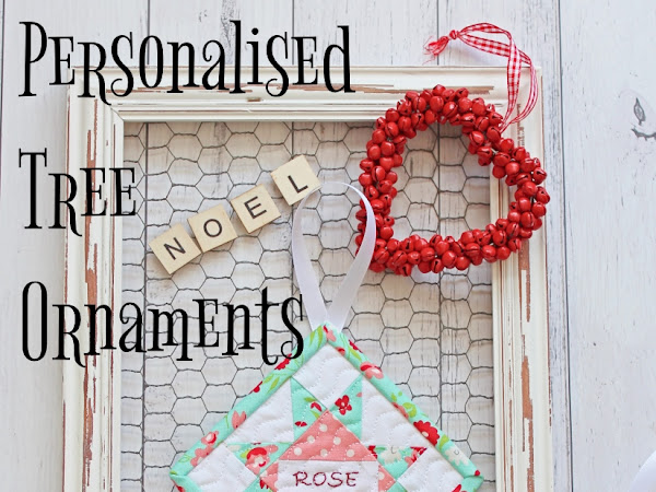 "{Free Pattern} Personalised Tree Ornaments <img src=""https://pic.sopili.net/pub/emoji/twitter/2/72x72/1f384.png"" width=20 height=20>"
