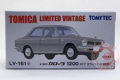 Tomytec : Tomica Limited Vintage November Release 2016