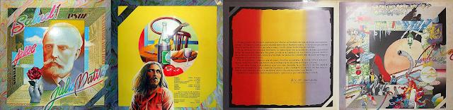 JULIO MATITO ¡SALUD! LP 1976