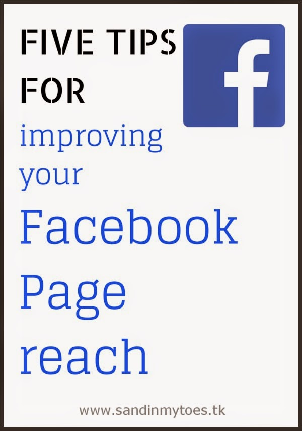 Five Tips for Improving your Facebook Page reach