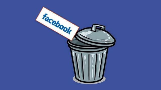 شرح طريقة حذف حساب الفيس بوك نهائيا 2019 (delete facebook account)