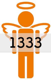 エンジェルナンバー 1333