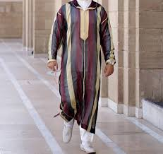 Djellaba maroc pour homme