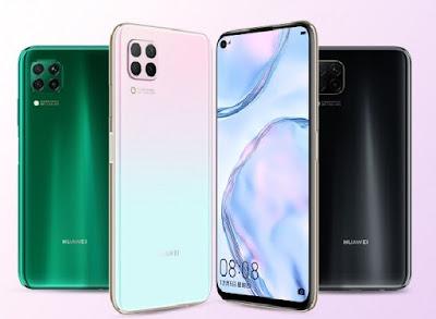 مواصفات و سعر موبايل هواوي Huawei P40 lite 5G - هاتف/جوال/تليفون  هواوي Huawei P40 lite 5G